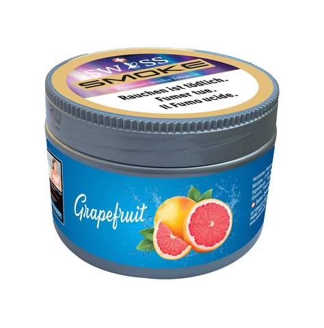 swiss smoke grapefruit